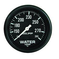 AutoMeter 2313 Autogage Water Temperature Gauge