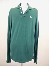 Abercrombie & Fitch Shirt  Muscle Green Men's Size Medium