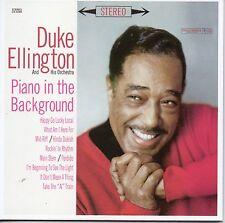 CD Duke ELLINGTON Piano in the Background - MINI LP - 14-TRACK CARD SLEEVE