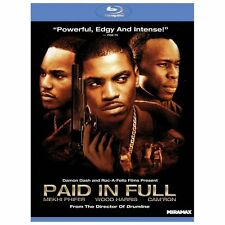 Paid In Full [Blu-ray], New DVDs