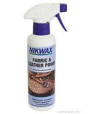 NIKWAX FABRIC & LEATHER PROOF SPRAY 300ML WATERBASED/WATERPROOFING FOOTWEAR ETC