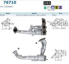 Pot catalytique Rover 45 2.0i V6 150cv 20K4F 2/00>, antérieur OFFRE USINE