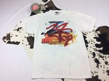 Rare Vintage ZZ Top Mean Rhythm Tour 1997 Classic Band T-shirt Size Medium NWOT