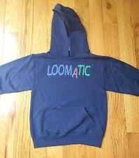 Rainbow Loom Loomatic Hooded Sweatshirt Children's Size Medium New