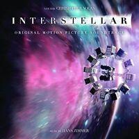 Hans Zimmer - Interstellar (Original Motion Picture Soundtrack) [CD]