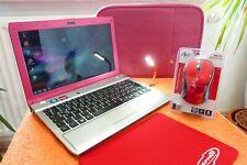 Sony Vaio V Lady Netbook l 11 Zoll I 4GB RAM l Akku f NEU l HDMI  Pink Rosa Rose