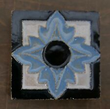 Tropico Vintage Tile with Flower