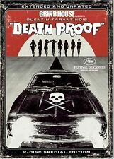 DEATH PROOF W/SLIPCASE DVD MOVIE *NEW* AUS EXPRESS