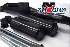 Shogun Frame Sliders Carbon S5 13-17 Kawasaki Ninja 300R ABS No Cut 750-4120