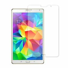 "2x NEW CLEAR QUALITY SCREEN PROTECTOR COVER FOR SAMSUNG GALAXY TAB S 8.4"" T700"