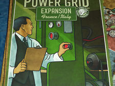 Power Grid France / Italy Expansion - Rio Grande Games Board Game New!