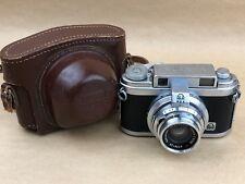 Akarex Vintage Camera w/ Schneider 50mm f/2 Xenon - Made in Germany
