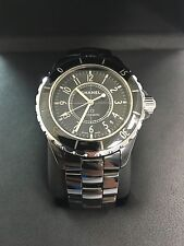 Chanel J12 Automatic Black Ceramic 38 mm Watch ref. H0685