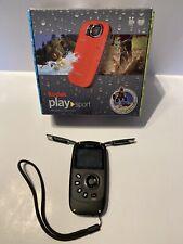 Kodak PlaySport (Zx5) HD Waterproof Pocket Video Camera For Parts Only Read