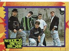 Topps 75th Anniversary Base Card 94 New Kids on the Block