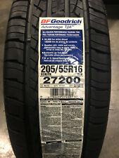 1 New 205 55 16 BFGoodrich Advantage T/A Tire