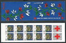 1984 FRANCIA LIBRETTO PRO CROCE ROSSA MNH ** - EDV10