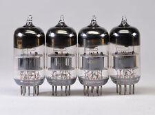 100 x 6N2P /  ECC83 / 12AX7 VOSKHOD TUBES NEW NOS FROM 1990's