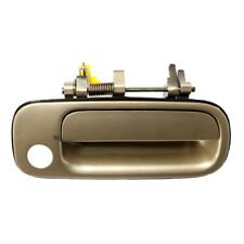 For 92 -96 Toyota Camry Exterior Outside Door Handle Front Right Beige 4M9
