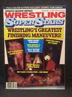 Wrestling Superstars Magazine Summer 1985 WWE WWF WCW NWA Pro Illustrated