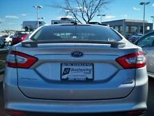 2013 2014 2015 Ford Fusion Rear Spoiler - Custom Style