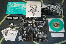 "Witches Hammer - Death Of No Reprieve - 7"" [Die Hard edition] blasphemy revenge"