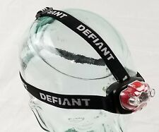 defiant LED headlamp tested works with batteries camping hiking power outage