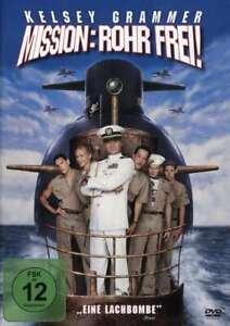 Mission: Rohr frei! [DVD/NEU/OVP] Unterwasserkomödie mit TV-Sitcomstar Kelsey Gr