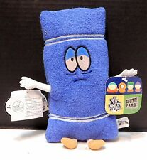 *Rare Working 2002 SOUTH PARK TALKING TOWELIE PLUSH TOY DOLL FIGURE BY FUN 4 ALL