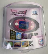 Disney Game It Princess Pals 12 Games Personal Arcade System 2006 Vg-4009