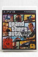 GTA Grand Theft Auto V (Sony PlayStation 3) PS3 Spiel in OVP, PAL, CIB, SEHR GUT