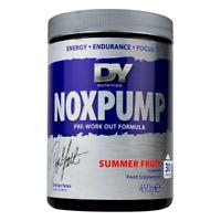 Dorian Yates NOX Muscle PUMP Pre-Workout Powder 30 Servings Energy + Strength