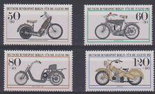 GERMANY MNH STAMP DEUTSCHE BUNDESPOST BERLIN 1983 MOTOR CYCLES SG B656 - 9
