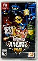 NAMCO Museum Arcade PAC - Nintendo Switch - Brand New | Factory Sealed