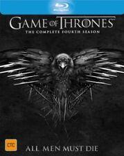 Game of Thrones Season 4 Movie DVDs & Blu-ray Discs