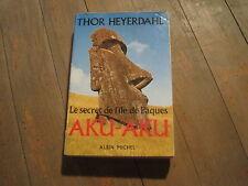 Thor HEYERDAHL: le secret de l'ile de Pâques, Aku-Aku