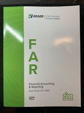 Roger CPA Review Far Textbook 2020 Edition
