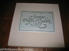 5 LP Box RECORD Set w/ Book Junior Japan Original Concert 1977 Yamaha Audiophile