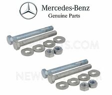 Mercedes E320 E350 4Matic Pair Set of 2 Front Lower Inner Control Arm Bolt Kits
