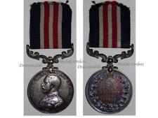 Britain WW1 Military Medal Bravery Field British King George V Great War 1916
