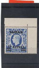 Bahrain GV1 1948-49 Surch. o/print 10r on 10s sg 60a VLH.Mint