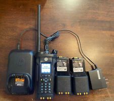 Motorola Apx6000Xe Vhf M3.5 Fpp Bluetooth 5x Encryption W/Accessories