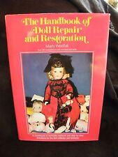 Muñecas The Handbook Doll Repair y Restauración Páramos de poniente 1979