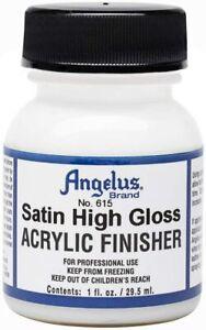 Angelus Finisher Satin Hochglanz 29,5ml (20,17€/100ml) für Lederfarbe