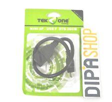 Adattatore TeKone TO-USB-A180 Convertitore Mini Usb 5 Pin - Usb Femmina OTG hsb