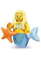 LEGO Minifigure / Minifigura 71000 - SERIE 9 - Mermaid (NEW)