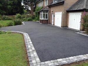 .Black tarmac driveway paint and Driveway sealer * Sealant 20ltr Paintamster.,,