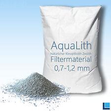Filtermaterial Zeolith 0,7-1,2 mm 25kg Filtermedium Filtermedien Filter AquaLith