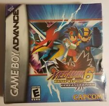 Mega Man Battle Network 6: Cybeast Falzar New