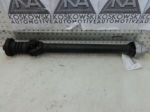 Front Driveshaft 1984 Ford Bronco II Drive Shaft 4x4 Automatic
